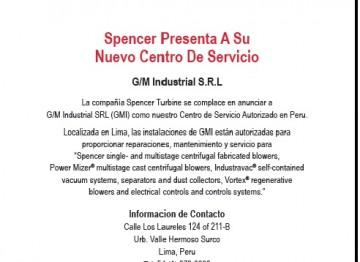 Centro de Serivicio Autorizado SPENCER